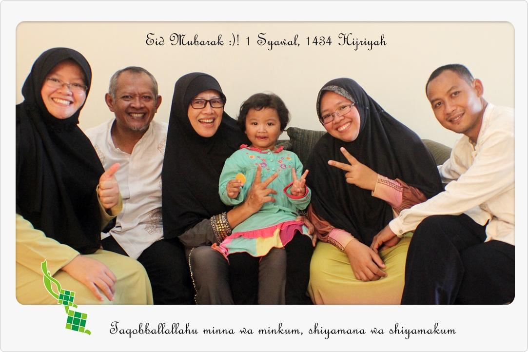 Eid Mubarak :)!