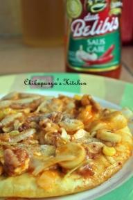 [My Kitchen] Homemade Pizza