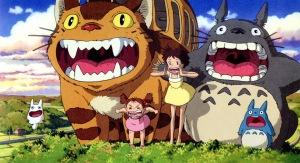 Filmnya bisa ditonton via link ini: http://www.animeplus.tv/my-neighbor-totoro-movie