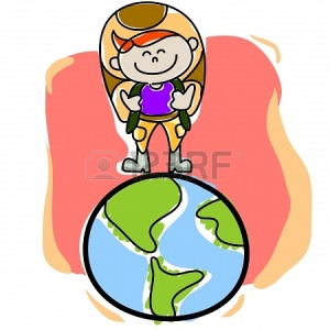 16603009-hand-drawn-cartoon-traveller-on-the-planet-earth