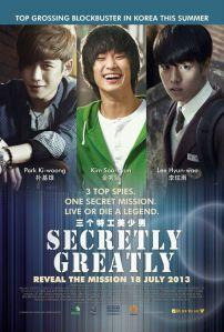 Secretly Greatly