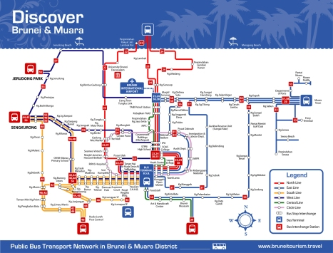 Brunei Bus Line